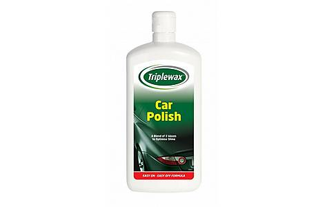image of CarPlan Triplewax Car Polish 500ml