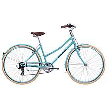 "image of Raleigh Caprice Womens Classic Bike - Mint - 17"", 19"", 21"" Frames"