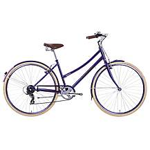 image of Raleigh Caprice Womens Classic Bike - Purple