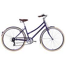 "image of Raleigh Caprice Womens Classic Bike - Purple - 17"", 19"", 21"" Frames"