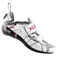 image of Lake TX312C Triathlon Womens Cycling Shoes - White