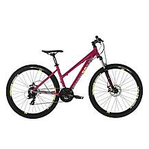 "image of Diamondback Sync 2.0 Womens Mountain Bike - Red - 14"", 16"", 18"", 20"" Frames"