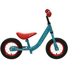 image of Apollo Wizzer Balance Bike Blue - 10""