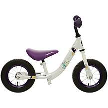 image of Apollo Wizzer Balance Bike Purple - 10""