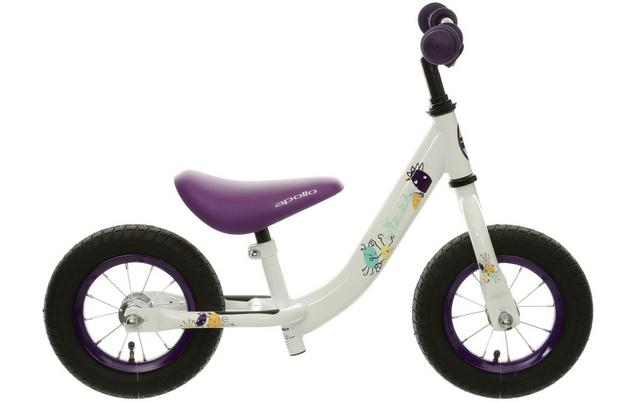 Apollo Wizzer Balance Bike Purple
