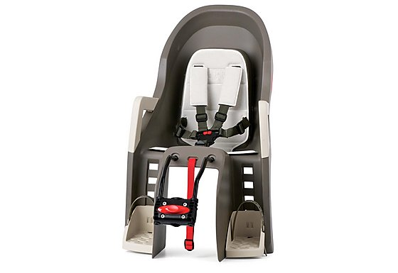 Polisport Guppy Maxi Rear Child Bike Seat