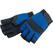 image of Draper Fingerless Work Gloves Large