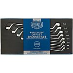 image of Halfords Advanced Modular Tray Set - 8pc Offset Spanner Set
