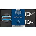 image of Halfords Advanced Modular Tray Set - 3pc Tin Snips Set