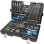 image of Halfords Advanced 120 Piece Car Maintenance Tool Set