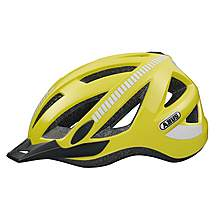 image of Abus Urban-I Signal Helmet - Yellow