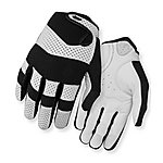 image of Giro LX Long Fingered Gloves - White
