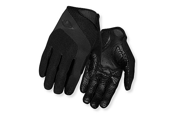 Giro Monaco Long Fingered Gloves - Black