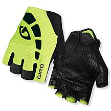 image of Giro Zero Gloves - Black/Highlight Yellow