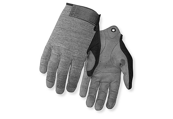 Giro Hoxton Long Fingered Gloves - Black/Heather