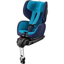 image of Optiafix - Xenon Blue Child Car Seat