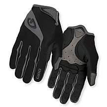 image of Giro Bravo Long Fingered Gloves - Charcoal