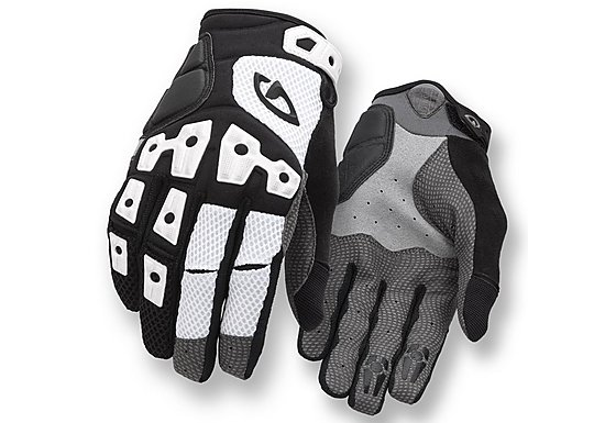 Giro Remedy Gloves - Black/ White