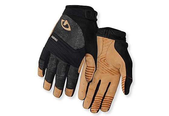 Giro DJ Black/Gum Gloves