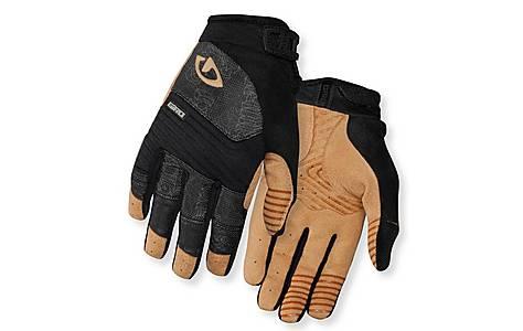image of Giro DJ Black/Gum Gloves