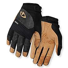 image of Giro DJ Black/Gum Gloves