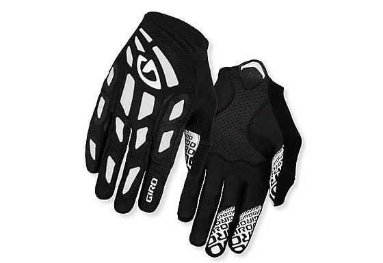 Giro Rivet Gloves - Black/white