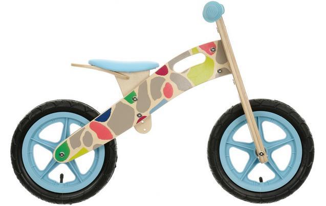 Apollo Wooden Giraffe Balance Bike