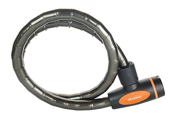 Master Lock Armoured Cable Lock - 1000x18mm