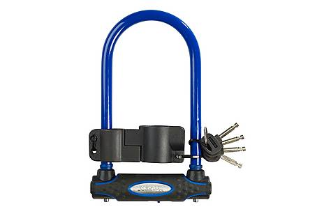 image of Master Lock Street Fortum Gold Sold Secure D Lock