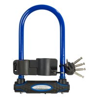 Master Lock Street Fortum Gold Sold Secure D Lock