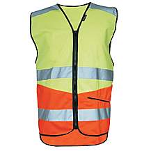 image of Nitezone Courier Reflective Vest