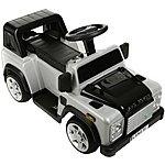image of Land Rover Defender 6v Electric Ride on Car