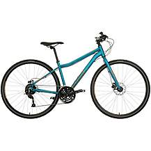 "image of Voodoo Marasa Womens Hybrid Bike - 16"", 18"" Frames"