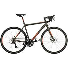 image of VooDoo Nakisi Mens Adventure Bike - 52, 54.5, 57cm Frames