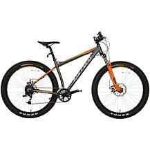 "image of Carrera Vendetta Mens Mountain Bike - Orange - 18"", 20"" Frames"