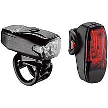 image of Lezyne KTV2 Drive 180/10 Bike Light Set