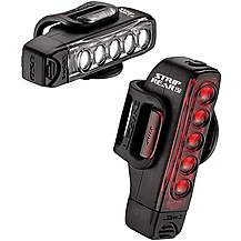 image of Lezyne Strip Drive 300/150 Bike Light Set