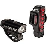 Lezyne Hecto 400/150 Bike Light Set