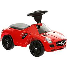 image of Mercedes SLS Ride On Car
