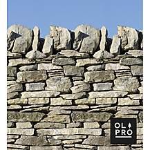 image of Stone Wall 5 Pole Windbreak