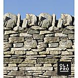 Stone Wall 5 Pole Windbreak