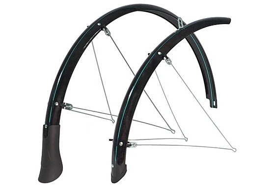 Vavert Fixed Mudguards - 24