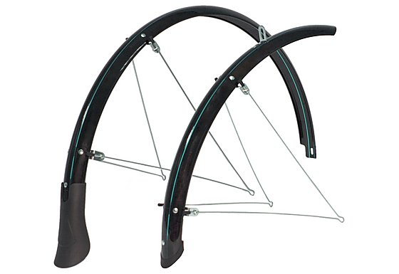 Vavert Fixed Mudguard Set - 26