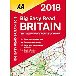 image of Big Easy Read Atlas Britain 2018 sp