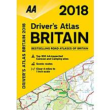 image of Driver's Atlas Britain 2018 fb