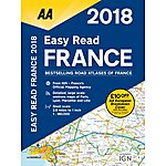 image of Easy Read Atlas France 2018 fb
