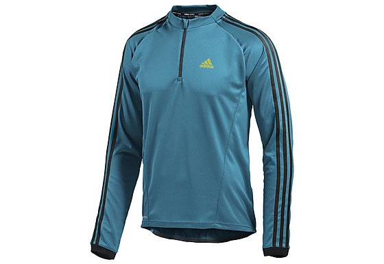 Adidas Response Long Sleeve Mens Jersey