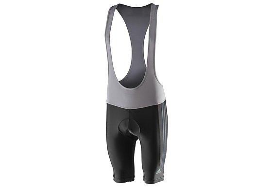 Adidas Response Mens Tour Bib Shorts - Onyx