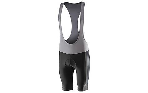 image of Adidas Response Mens Tour Bib Shorts - Onyx