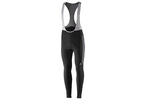 Adidas Response Mens Tour Bib Tights - Black